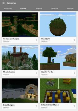 Mapy dla Minecrafta screenshot 10