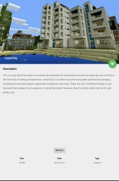 Mapy dla Minecrafta screenshot 11