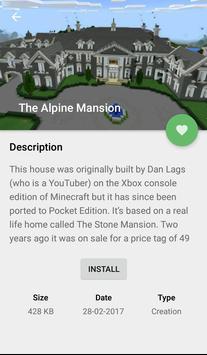 Mapy dla Minecrafta screenshot 3