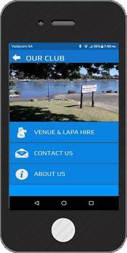 MSBC - Meerensee Boat Club screenshot 1