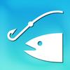 釣りスポット情報共有マップ 海&川つり・釣り堀・釣り具屋探し आइकन