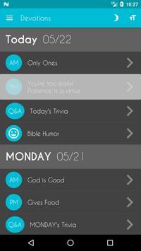 Daily Bible Devotion screenshot 16
