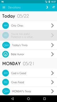 Daily Bible Devotion screenshot 20