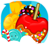Fun Bubbles Candy Rush icon