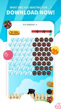 Fun Bubbles Candy Rush screenshot 5