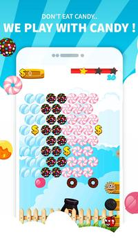 Fun Bubbles Candy Rush poster