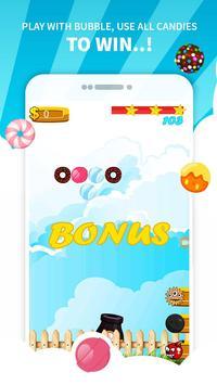 Fun Bubbles Candy Rush screenshot 1