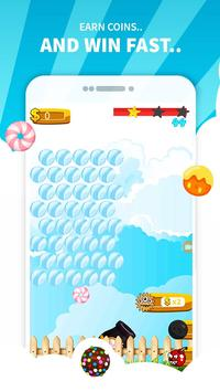 Fun Bubbles Candy Rush screenshot 2