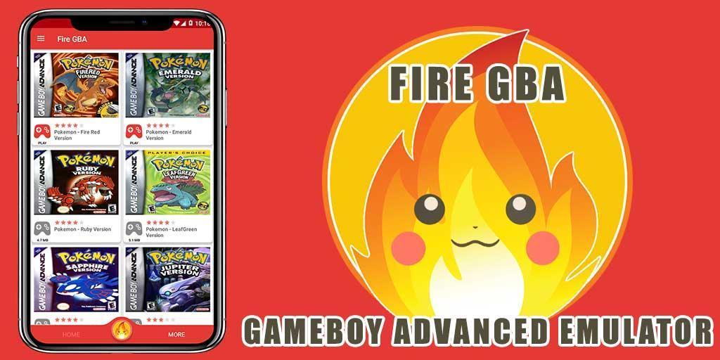 Fire GBA for Android - APK Download