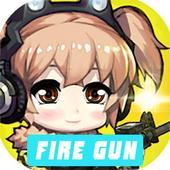 Fire Gun 2: Brick Beakers icon