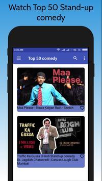 Latest Hindi Stand Up Comedy 2018 screenshot 7