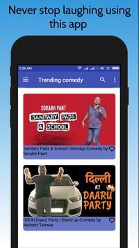Latest Hindi Stand Up Comedy 2018 screenshot 13