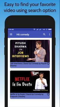 Latest Hindi Stand Up Comedy 2018 screenshot 16