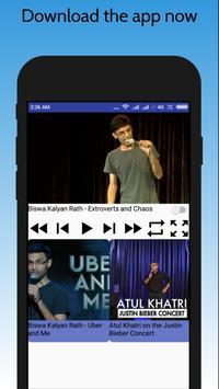Latest Hindi Stand Up Comedy 2018 screenshot 23