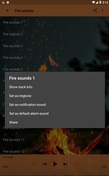 Fire Sounds screenshot 2