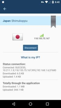 VPN Master screenshot 4