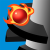 Fireball 3D - Run & Jump on the helix road icon