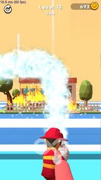 Firefighter Rush 3D screenshot 4