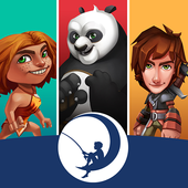 DreamWorks Universe of Legends 图标