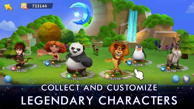 DreamWorks Universe of Legends screenshot 11