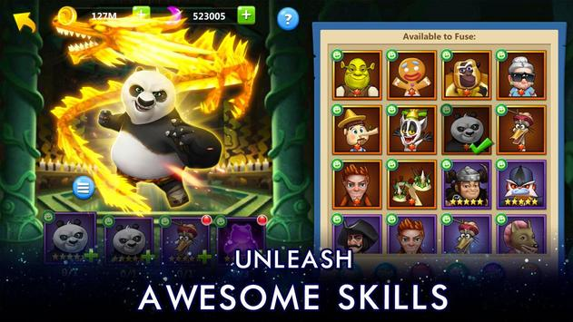 DreamWorks Universe of Legends 截图 2