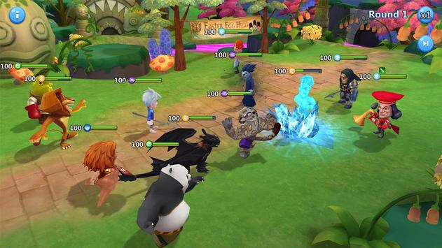 DreamWorks Universe of Legends screenshot 9