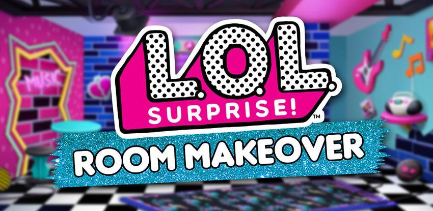 LOL Surprise! Room Makeover-APK