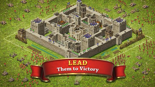Stronghold Kingdoms تصوير الشاشة 3