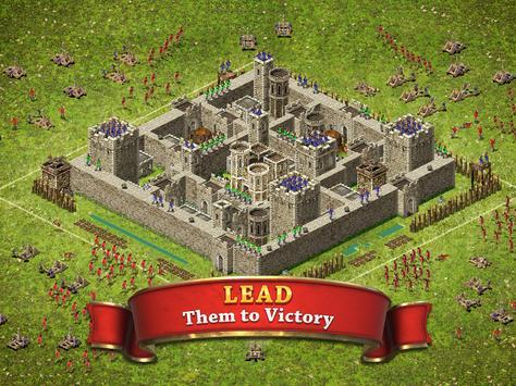 Stronghold Kingdoms تصوير الشاشة 13