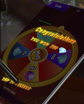 Free 🔥 Diamonds 💎 Wheel Gold Elite screenshot 1