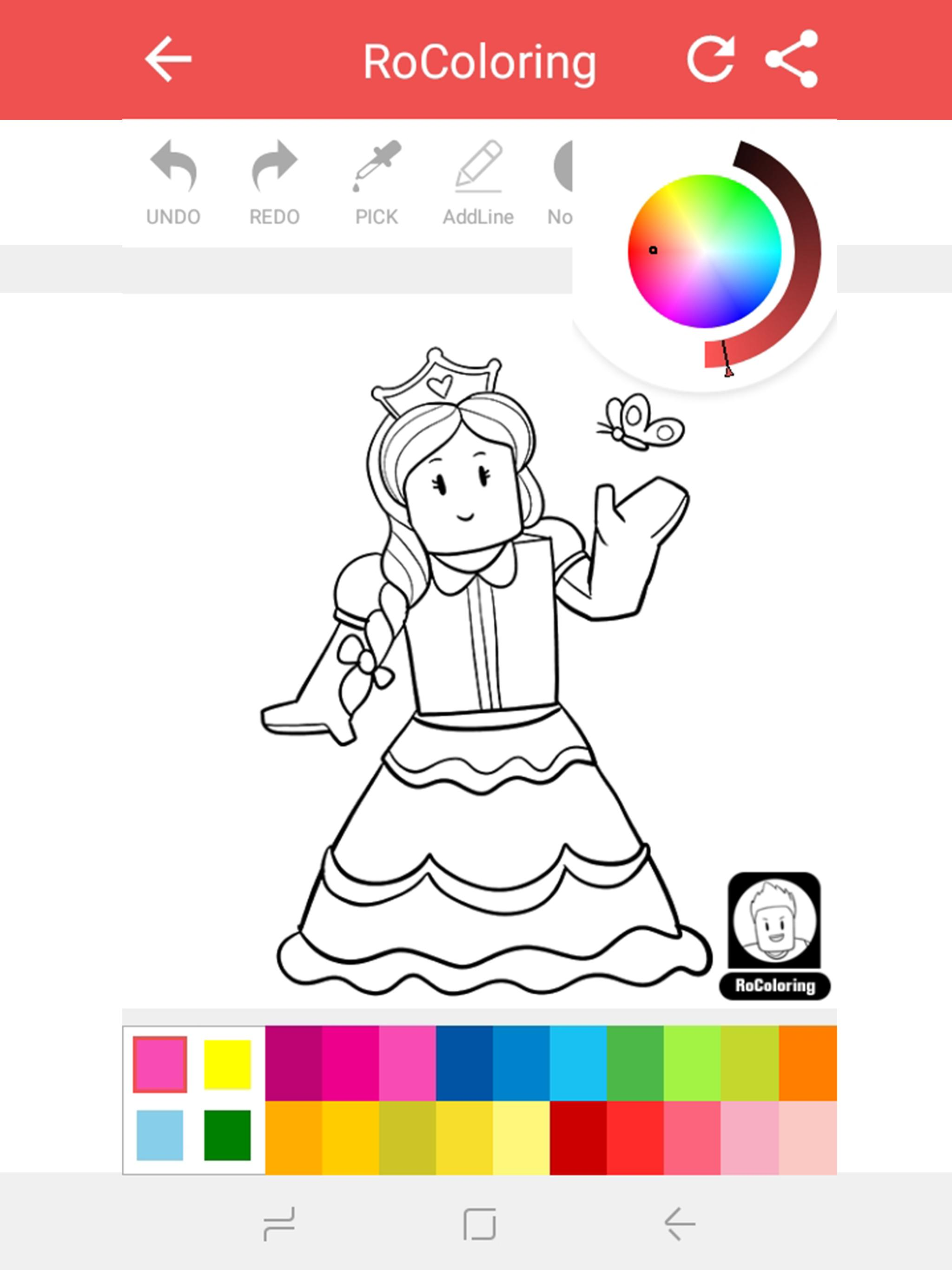 Outstanding Free Coloring Pages Roblox – Slavyanka | 2732x2048