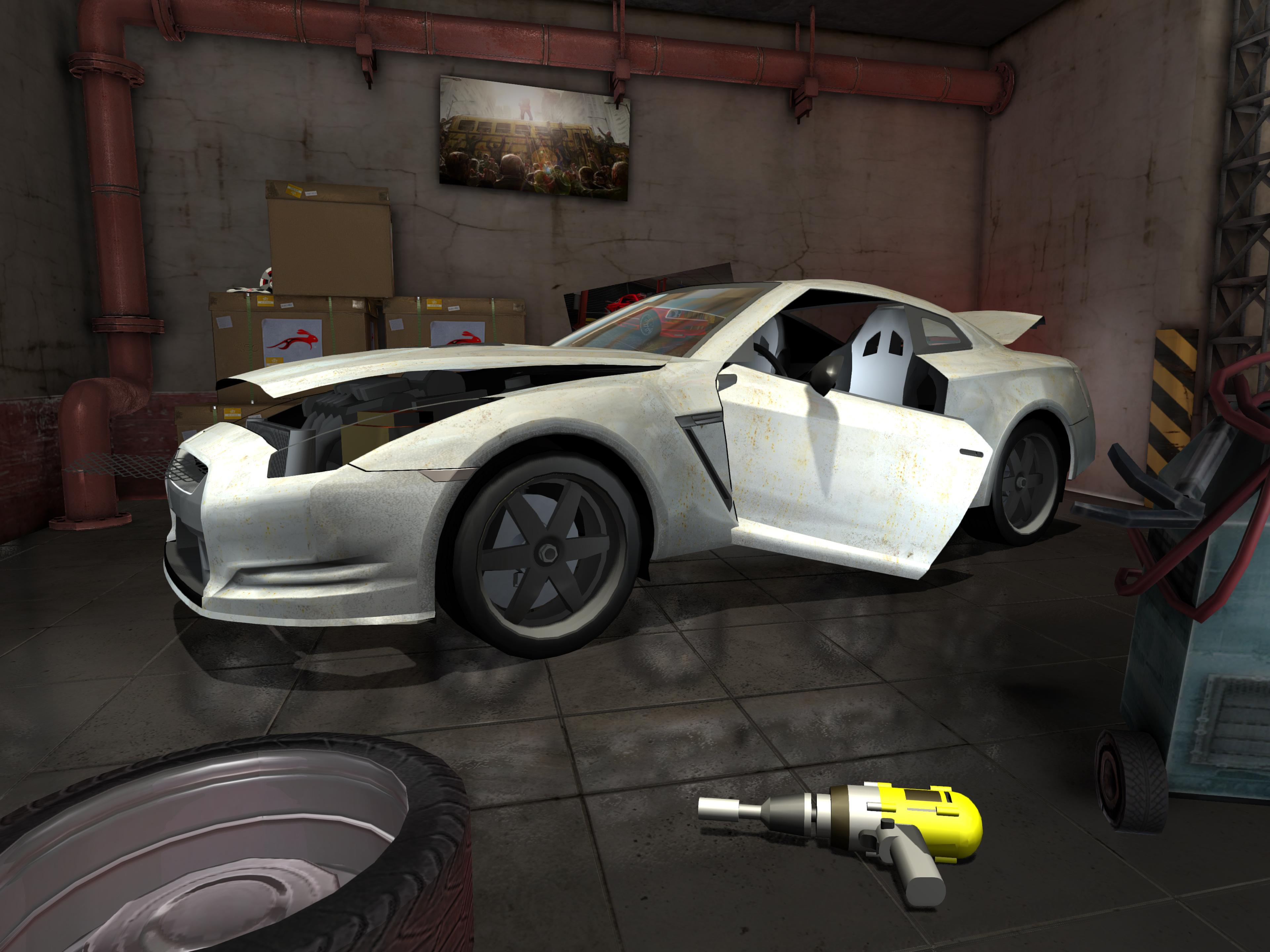 Fix My Car >> Fix My Car Garage Wars Lite For Android Apk Download