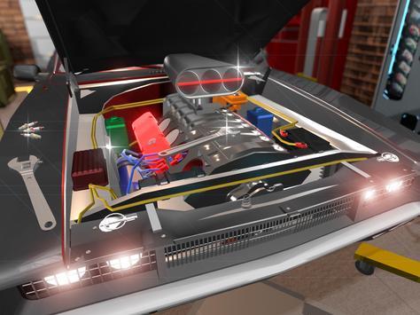 Fix My Car: Classic Muscle Car Restoration! LITE screenshot 10