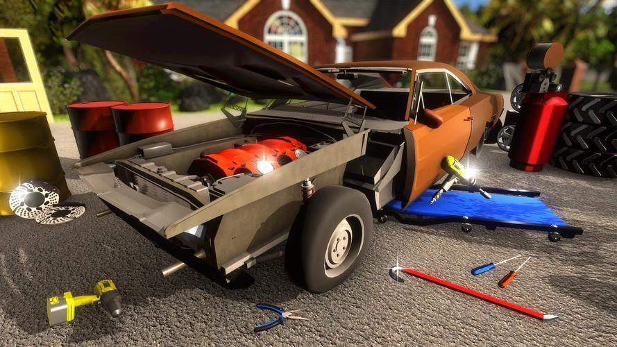 Fix My Car >> Fix My Car Classic Muscle Car Restoration Lite Apk 24 0