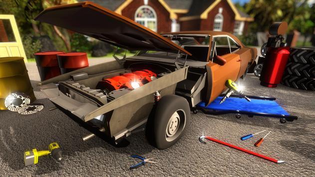 Fix My Car: Classic Muscle Car Restoration! LITE screenshot 1
