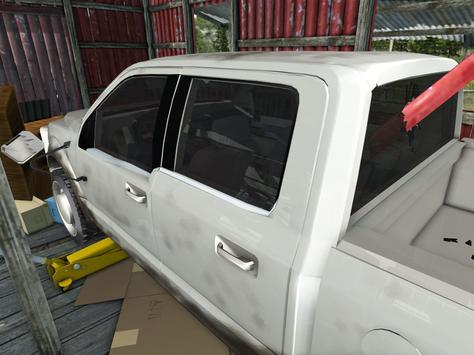 إصلاح شاحنتي: ميكانيكي بيك آب الطرق الوعرة! LITE تصوير الشاشة 17