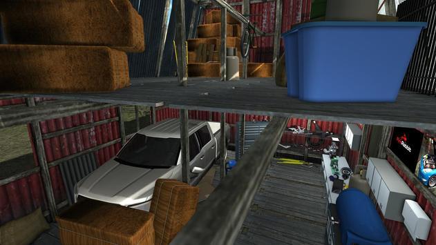 إصلاح شاحنتي: ميكانيكي بيك آب الطرق الوعرة! LITE تصوير الشاشة 5