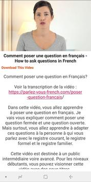 Parlez-vous FRENCH? screenshot 1