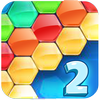 Hexa Puzzle 2 -The Hexagon Block Elimination Game icon