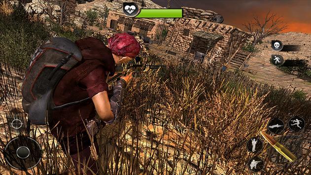 3 Schermata Firing Squad Free Fire -  Survival Battleground