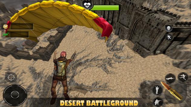 Poster Firing Squad Free Fire -  Survival Battleground