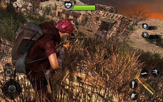 7 Schermata Firing Squad Free Fire -  Survival Battleground