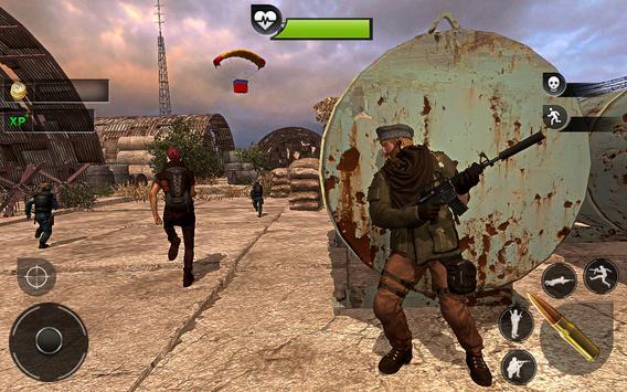 6 Schermata Firing Squad Free Fire -  Survival Battleground