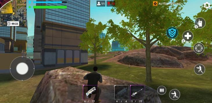 Modern Fire screenshot 5