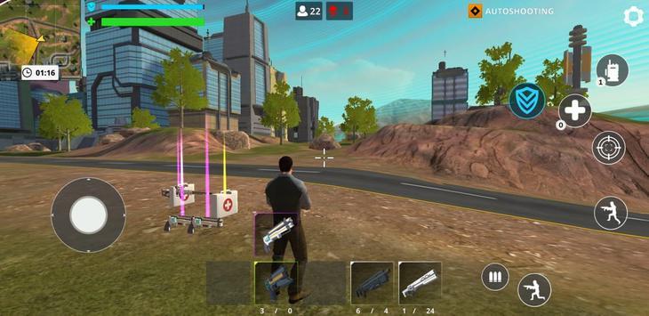 Modern Fire screenshot 6