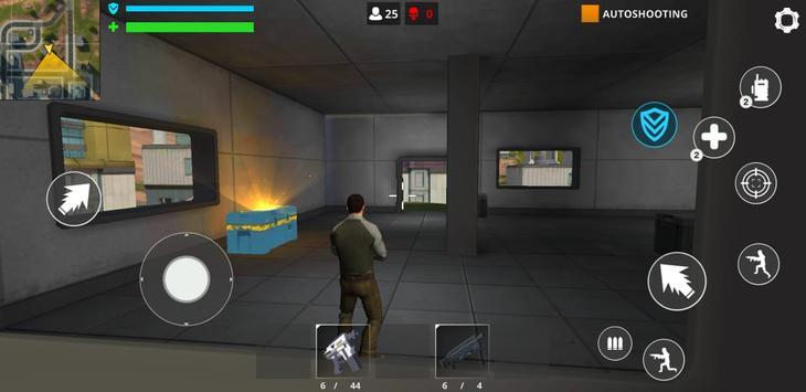 Modern Fire screenshot 7