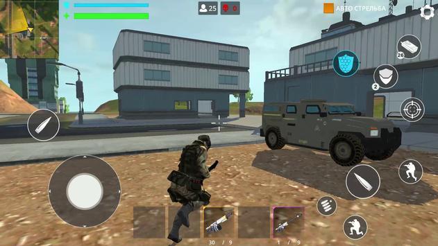 العاب بدون نت: Fire Force Free Battle royale تصوير الشاشة 7