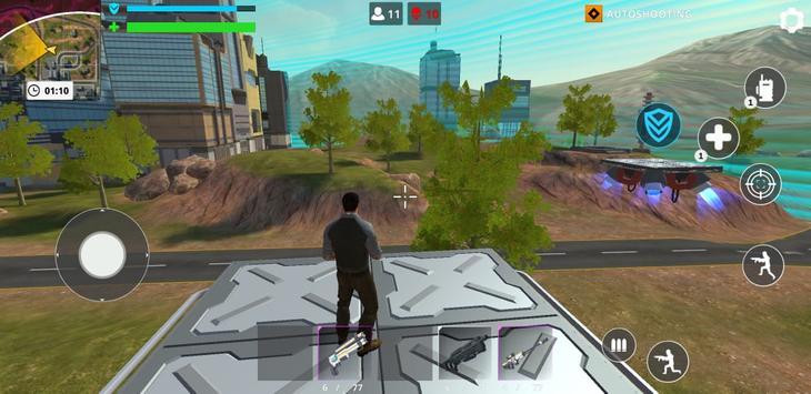 Modern Fire screenshot 2