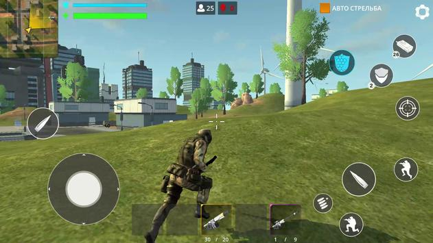 العاب بدون نت: Fire Force Free Battle royale تصوير الشاشة 2