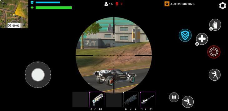 Modern Fire screenshot 3